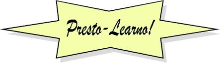 Presto-Learno