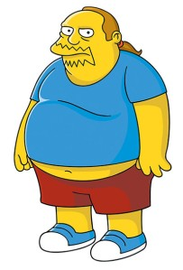 the comic book guy