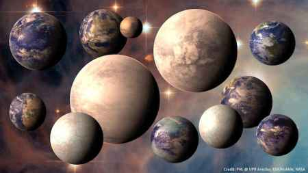 PHL @ UPR Arecibo, ESA/Hubble, NASA